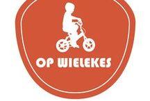 Op Wielekes / Kinderfietsen delen. Inspiratie voor deelprojecten, workshops, deelnemende fietsenmakers  www.opwielekes.be