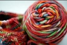 Crochet and Needle Work / by Belle Elliott