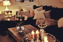 HOME DECORATION / Inspiring decoration and interior styles