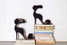Shoes. / Beautiful shoes.
