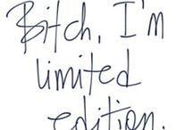 I say..
