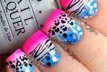 Nails / by Morgan Powell