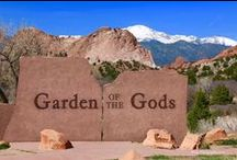Garden of the Gods / Images from the Garden of the Gods Park in Colorado Springs, CO