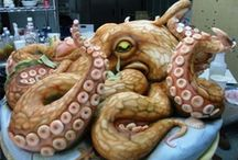 Out of Control Cakes, Cookies & Treats / Just look at these cakes... LOOK AT THEM!!! Mind blown!!! / by Trevor Wirth