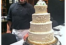 Ouisie's Wedding Cakes by Osiel / Creations from our in house pastry chef.