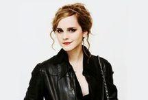 Emma Watson. / Outfits of Emma Watson, the British actress.