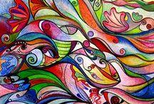 abstract art / by ulya tanrıverdi