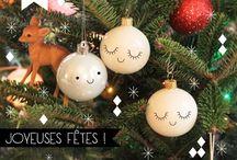 Christmas & Easter / Ideas lindas para navidad