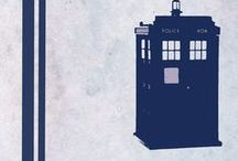 The TARDIS / There is only one thing you have to remember about The Doctor: he always lies. But we still love him! :D / by Jae Sevy