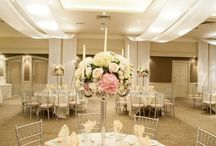 Venue Styling by The Floral Touch UK / Wedding Centrepieces - For Hire or To Buy