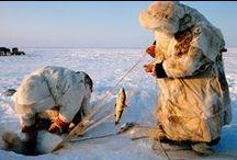 Siberia - Syberia / domy i ludzie Syberii