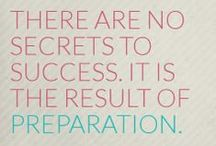 Quotes / Here are some inspiring quotes to keep you motivated on your educational path to success.