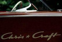Chris Craft / all things Chris Craft / by R B