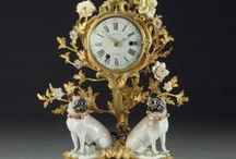 zegar stojacy - grandfather clock