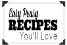 Easy Recipes ~ RockItLikeAMom.com / Easy recipes every family member will LOVE! ~ RockItLikeAMom.com