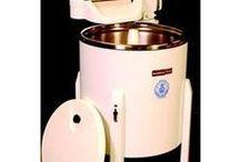 pralka stara - old washing machine