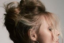 Hair Updo's. / Messy updo hairstyles