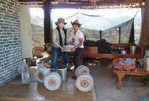 Yunnan / Xishaungbanna, Yunnan, spending time with Pu-erh Tea Master and tea farms