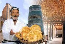bazarowe jedzenie - Bazarov food market
