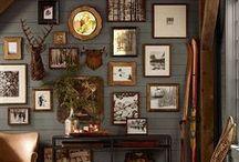 Design Board: Cozy Cabin