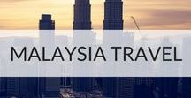 Malaysia Travel / Travel ideas to inspire your trip to Malaysia.