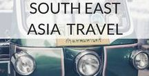 South East Asia Travel / Thailand, Vietnam, Cambodia and Laos are some of the most popular countries to travel through with your backpack. A great part of the world to explore, experience and spread your wings as a solo traveller.
