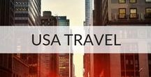 USA Travel / Planning a trip to the United States of America? Check out this board for ideas, itineraries and all the not-to-be-missed sights that the USA has to offer!