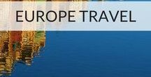 Europe Travel / Planning to travel in Europe? There are lots of countries to consider across this large continent. Never fear! Dive in to this board and get inspired: from where to go, what to see, do, eat and how to get there. This board covers all kinds of Europe inspiration.