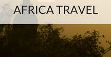 Africa Travel / Planning travel to Africa or South Africa? Check out this board for inspiration on which countries in Africa to visit, planning your trip, where to stay and what to do.