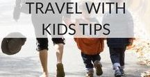 Travel With Kids Tips / Travelling as a family and travel with the kids. This board covers all elements of travelling with children, practical advice and where to go and what to do to help you plan the perfect kid-friendly holiday.