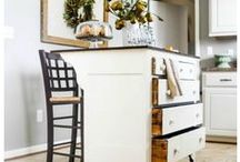 Creative Home Decor / Are you looking to spruce up your home with a little bit of elbow grease and a whole lot of fun?This board features lots of fun and (mostly) practical home decorating DIY, ideas and tips for the interior designer in all of us!