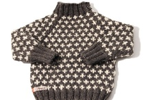 Hand-knitted childrens clothes / Hand-knitted childrens clothes, alpaca, wool, cashmere