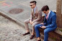 Point. / Men's fashion