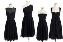 ■LITTLE BLACK DRESS■