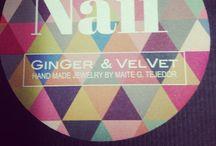 Ginger&Velvet Jewelry / OI13/14