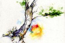 Design Inspiration:  Drawings, Renderings & Artwork