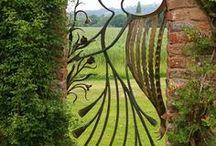 Design Inspiration:  Garden Gates