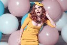 Paloma  ♥  Faith / Paloma Faith~ Born on  21st July  1981 / by Marilyn Monroe in Colour
