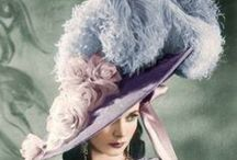 TIN HATS AND WALKING STICKS / FUR AND FEATHERS / by Connie Durand