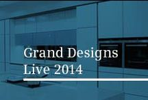 Grand Designs Live 2014 / Images from the Siemens main show stand and #iSensoric stand at Grand Designs Live 2014 at the London ExCel 3rd – 11th May 2014.  Features our #Foralifelessordinary #F1 simulator, i-Dos washing machines with #iSensoric technology and a range of our exceptionally good looking kitchen and home appliances.