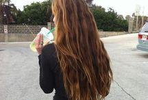 Cabelos longos / #hair #longhair #beauty