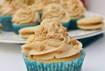 #nomnom: Cupcakes / A board devoted to cupcake recipes, cupcake decorations, cupcake ideas, and decorating frosting.