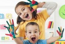 Educational Activities for Kids / A board devoted to kid friendly friend activities, kid crafts, and educational games and activities.