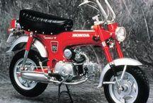 Motocicletas Honda 70 cc