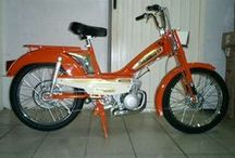 Mobylette / #motorcycle #bike #mobylette #mobilete
