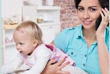Creative Work at Home Moms / Tips & tricks for the work at home mom, including work at home jobs, time management tips, and other work from home ideasa.