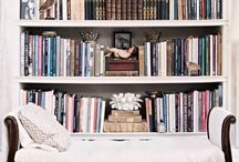 Home Library Heaven / The best room in the house! A place of solitude or thoughtful conversation. A place to be shared with favored books, family and friends. Comfort in knowledge.