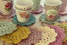 Lovely crocheted creations made by Betül :) / Crochet, amigurumi, blanket, booties. Tig isi örgüler. Hæklede tæpper, babysko, babytøj.