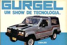 Carros - Gurgel