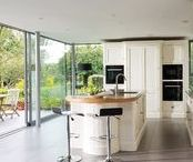 Cream Painted Kitchens
